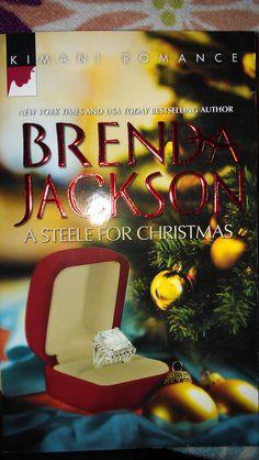 Brenda Jackson is my favorite author.