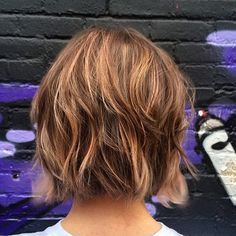 20 Short Messy Bob Hairstyles 2019 - Best Hair Style For Me Short Messy Bob, Short Messy Haircuts, Short Choppy Hair, Bob Hairstyles For Thick, Chic Hairstyles, Short Hair Cuts, Short Hair Styles, Hairstyle Ideas, Unordentlicher Bob