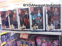 1D dolls in the Phillipines!