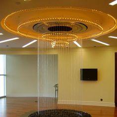 water fountains indoor