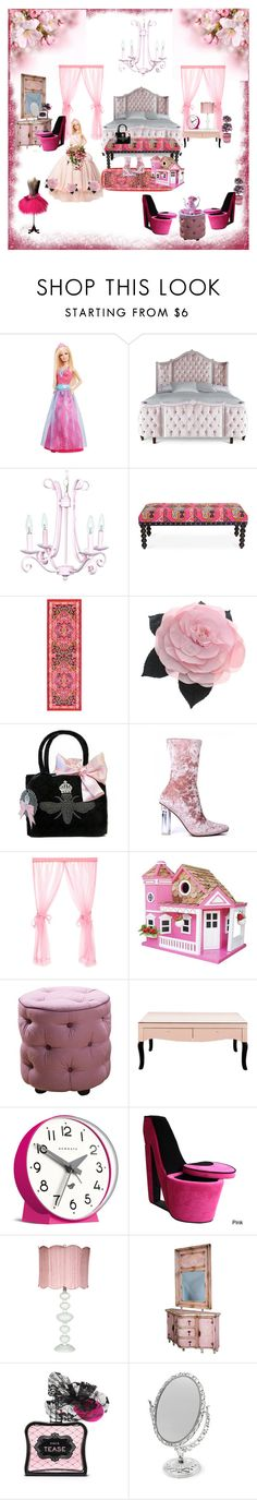 """Untitled #441"" by bamagirl0320 ❤ liked on Polyvore featuring Haute House, Kim Salmela, nuLOOM, Chanel, My Flat In London, U Brands, Newgate, International and Victoria's Secret"