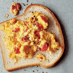 Louis Osteen's Pimiento Cheese   Louis's recipe offers a creamy, more spreadable take on the Southern staple. His secret? Cream cheese.   #Recipes   SouthernLiving.com