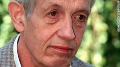 """John Forbes Nash Jr., the famed mathematician and inspiration for the film """"A Beautiful Mind,"""" and wife Alicia died in a car crash Saturday in New Jersey."""