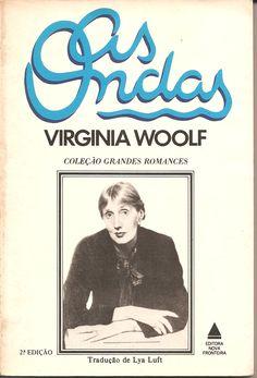 As Ondas, de Virginia Woolf