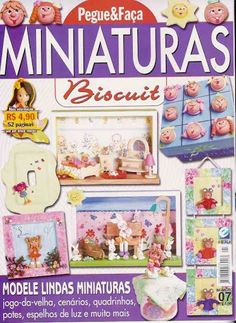 MINIATURAS BISCUIT 3 - Sherry Ramsey - Picasa Web Albums
