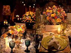casamento colorido noite - Pesquisa Google