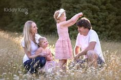 One of my favourite photo shoots to date! We got so lucky with the pretty daisies blooming and the gorgeous sunset light. The girls were absolute troopers on what was a cool evening, and I think Dad wins a 'Best Dad Award' for letting his girls do this to him! This was the 2nd time photographing this gorgeous family, and again it was an absolute pleasure :) #familyphotographerMelbourne #naturalfamilyphotography #funfamilyphotos #memories #outdoorphotographer #sunsetphotos #sunsetphotography Fun Family Photos, Outdoor Family Photos, Couple Photos, Young Family, Baby Family, Sunset Photography, Newborn Photography, Sunset Photos, Photographing Babies