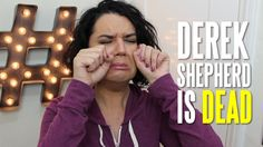 Why is Dr. Derek Shepherd's death ruining the planet? Derek Shepherd, Viral Videos, Pop Culture, Funny Stuff, Death, Awesome, Youtube, Life, Funny Things