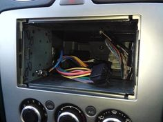 Guide: Fitting Double Din Aftermarket Headunit Focus 2005-2011