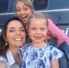 Heartland Forever Amy Lou and Katie