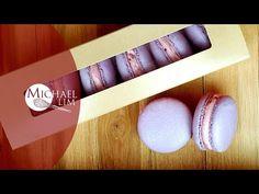 Macarons / Swiss Meringue Method / Butter Cream Filling - YouTube Vanilla Macaron Recipes, Macaroon Recipes, Chocolate Butter, Like Chocolate, Macaroon Cookies, Cake Cookies, Souffle Pancakes, Mango Cake, Vanilla Sponge Cake
