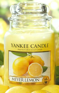 Yankee Candle Meyer Lemon