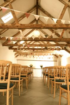 Our brand new (old) wedding barn. Very pleased.