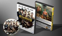 Kickboxer - A Vingança Do Dragão - Capa | VITRINE - Galeria De Capas - Designer Covers Custom | Capas & Labels Customizados