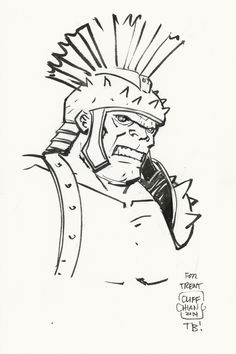 Planet Hulk by Cliff Chiang