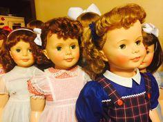 Patti Playpal  Marla's dolls