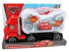 Carros Disney Kit Ferramentas Caminhão Mack - Toyng com as melhores condições você encontra no Magazine Megadomingues. Confira!