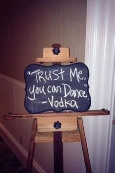 The funniest wedding signs from Pinterest | You & Your Wedding