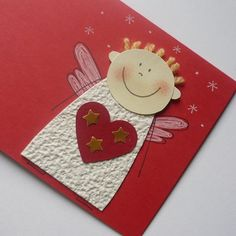 Diy And Crafts, Crafts For Kids, Arts And Crafts, Christmas Art Projects, Christmas Cards, Christmas Decorations, Sunday School Crafts, Reindeer, Cardmaking