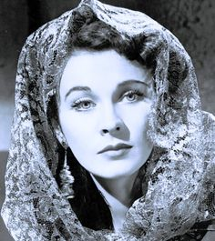 Vivien Leigh  (is it just me or does Christina Aguilera look like her?)