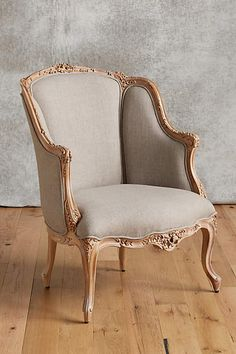 Oh, ya know, only $750. No big. | Pamina Chair - anthropologie.com