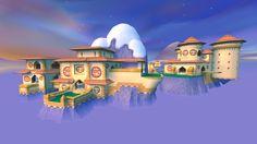 Spyro 2 - Cloud Temples