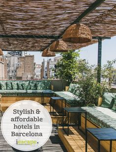 The i-escape blog | Best-value hotels in Barcelona