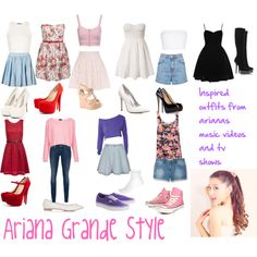 ariana grande outfits 2014 | fashion look from January 2014 featuring NLY Trend dresses, Coast ...