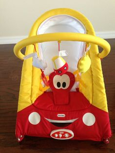 Diono Little Tikes Cozy Coupe Bouncer - Plum Crazy About Coupons #JustPlumCrazy