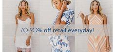 United Apparel Liquidators for your favorite designer clothes at 70-90% off retail. Women's Fashion, Men's Clothing, Handbags, Accessories. Shop online now!