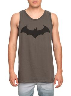 DC Comics Batman Hush Logo Tank Top   Hot Topic small  $20.50(on sale for $9.99)