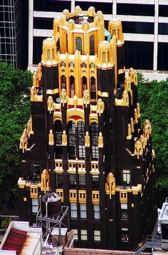 View from above: The Bryant Park Hotel in New York City
