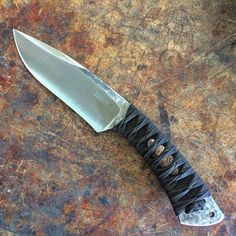 Guinea Hog Forge :: Ito wrapped bushman
