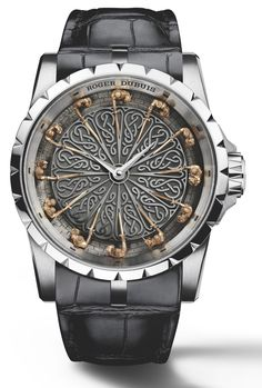 ROGER DUBUIS Knights of the Round Table II Limited Edition $268,000.00 [28 Pieces]