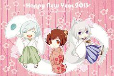 Image Result For Anime Wallpaper Kamisama Hajimemashitaa