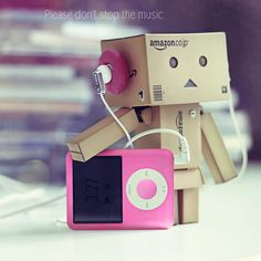 Apple Danbo