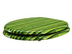 LIDL - Asse per WC, 16.99 € [soggetti vari] - dal 24.07 fino a esaurimento scorte #toilet #seat #bamboo #bambù #wc