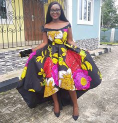 You can't be better when you are bitter 👗 African Fashion Dresses, African Attire, African Wear, African Dress, African Style, Cloth Flowers, Ankara Styles, Couture, My Style