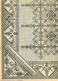Inspiration for blackwork embroidery Blackwork Patterns, Blackwork Embroidery, Embroidery Patterns Free, Cross Stitch Embroidery, Embroidery Designs, Cross Stitch Borders, Cross Stitch Patterns, Stitch Design, Chart Design