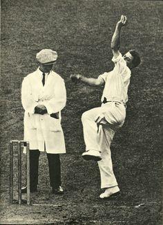 Harold Larwood - England.