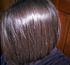 Yogurt Hair Mask: Mix together 1 cup of plain yogurt, 2 Tbsp. cocoa powder, and 2 Tbsp. honey. Apply all through your hair. Let this set for 30 minutes (to an hour) and then wash with shampoo. Your hair will be soft, shiny, and out-of-this world with deep highlights.
