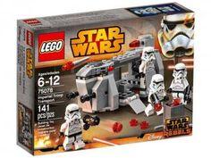 LEGO Star Wars Transporte de Tropas Imperiais - 75078 141 Peças