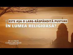 """""""De la tron curge apa vieții"""" Segment 2 - De ce este așa o larg-răspândită pustiire în lumea religioasă?  Întreaga lume religioasă trece acum printr-o foamete serioasă. S-au îndepărtat de lucrarea Sfântului Duh sau de prezența Domnului, fac din ce în ce mai multe rele, iar credința și compasiunea credincioșilor slăbesc și se răcesc. Mai mult, nenorocirile devin din ce în ce mai #Iisus #Sfanta_Biblie #rugăciune #salvare #creştinism #Evanghelie Films Chrétiens, Saint Esprit, Grave, Youtube, Catholic, Nun, Lord, Deceit, God"""