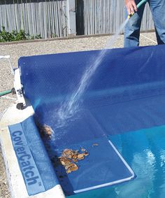 Look at this Pool Cover Catch on #zulily today!
