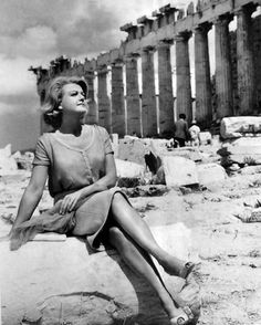 """Angela Lansbury– In """"The Cool of the Day""""(1963)"""