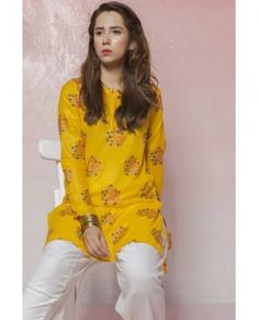 c7ce7bfbdc EGO Winter Ladies Kurta Designs Collection 2018-19 Trends