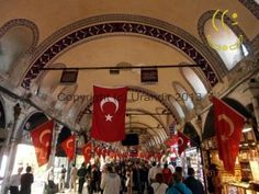 Urandir-Intenso-movimento-de-Turistas-no-Grand-Bazar-em-Istambul-Turquia-7a-Expedição-Zigurats Grand Bazar, Turkey Travel, Ufo, Photo Galleries, Gallery, Olive Tree, Brazil