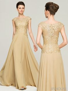 Ideal for any special event, you will look amazing in this elegant Mother of the Bride dress!