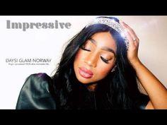 DAYSI GLAM NORWAY - IMPRESSIVE DIADEMA - YouTube Norway, Youtube, Videos, Youtubers, Youtube Movies