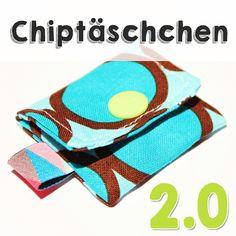 Anleitung | Chiptäschchen 2.0